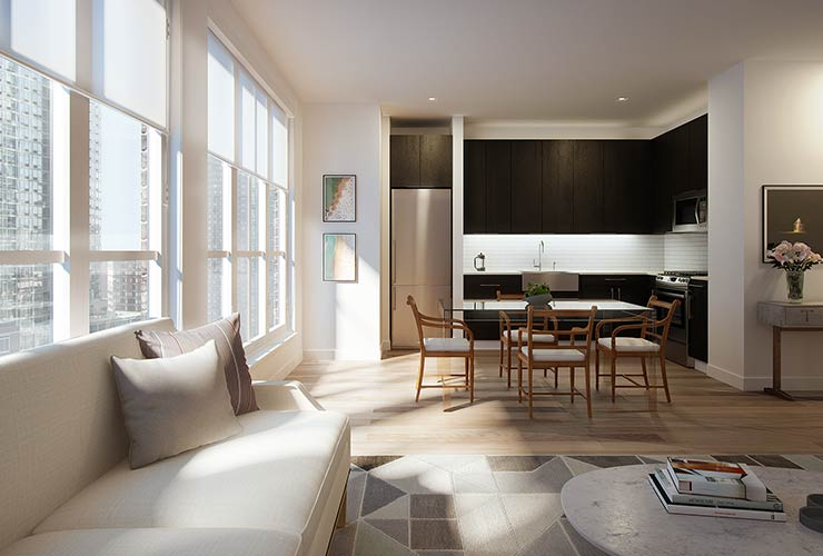 535w43 Is More Than An Address It S A Way Of Addressing Life Designed By The Architects Cetraruddy Its Exquisite Residences And Robust Amenities Offer