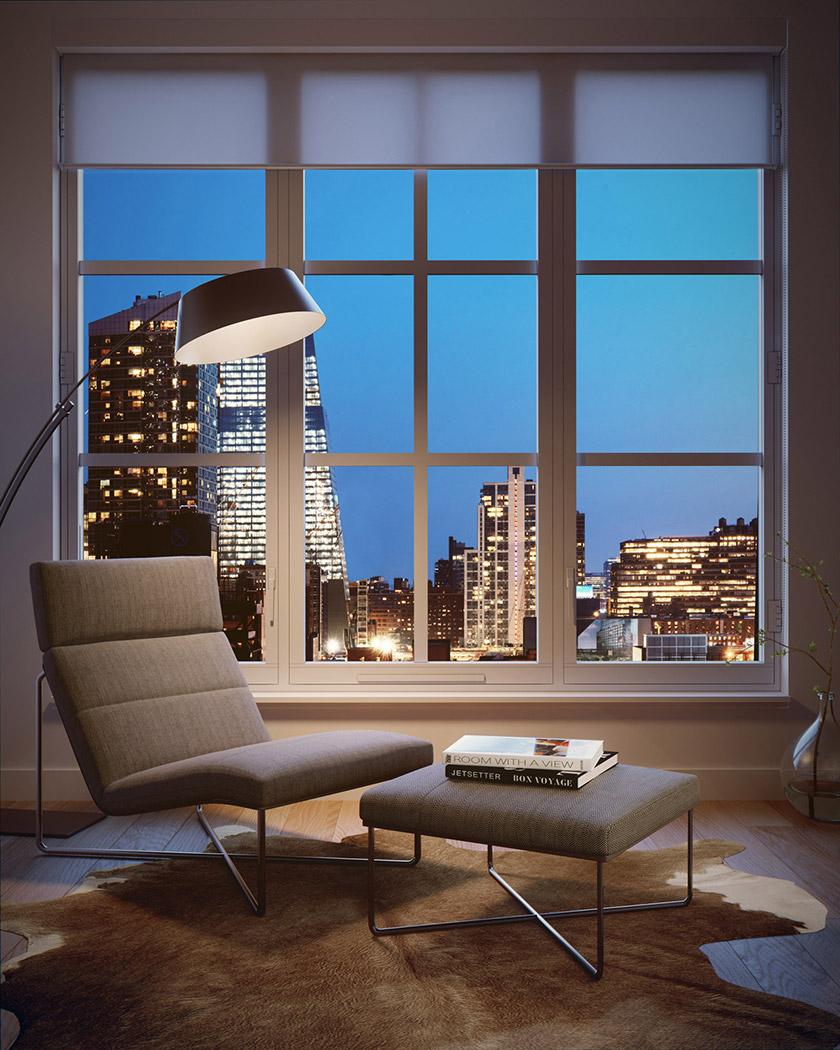 535 West 43rd Street Midtown Luxury Apartments